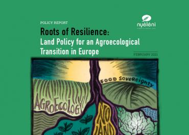 Politicile funciare sunt esențiale pentru tranziția către agroecologie în Europa