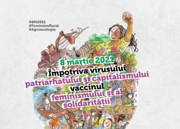 Manifestul țărăncilor de 8 martie, Ziua Internațională a Femeii