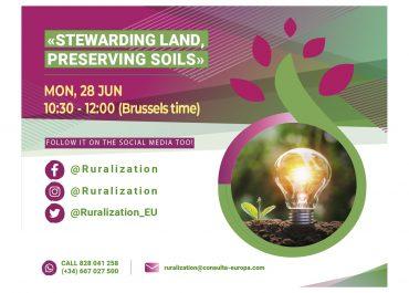 Webinar: Administrarea terenurilor și protejarea solului