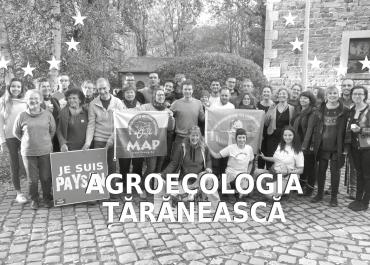 Un program de formare agroecologică în Europa – de la țăran la țăran